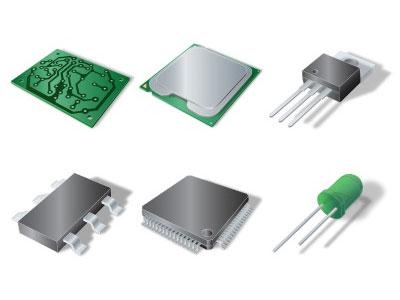 Скачать Electronics Icons By Double J Design