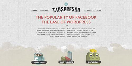 Перейти на Tabspresso