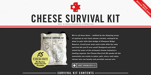 Перейти на Cheese Survival Kit