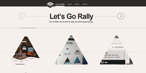 Перейти на Rally Interactive