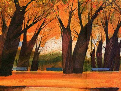 Перейти на Осень