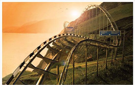 Перейти на Volkswagen Roller Coaster