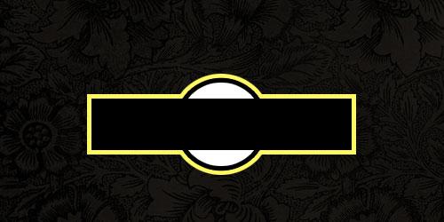 Создаем в фотошопе стильный винтажный логотип с завитушками