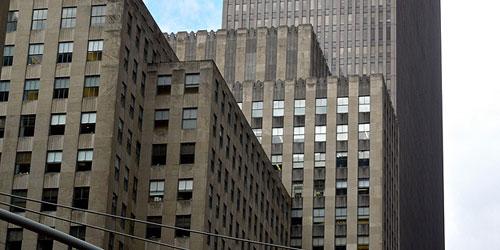 Скачать NYC Rockefeller Center