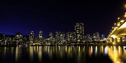 Скачать Vancouver Skyline