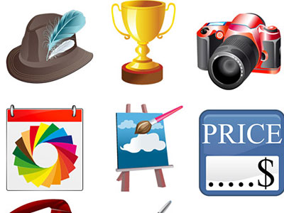 Скачать Standard Portfolio Icons