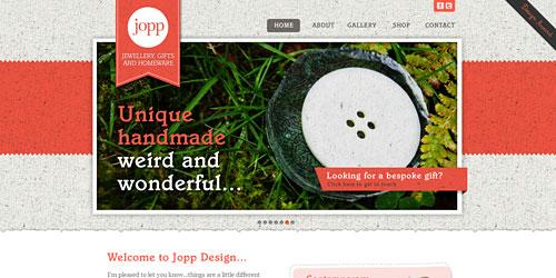 Перейти на Jopp Design