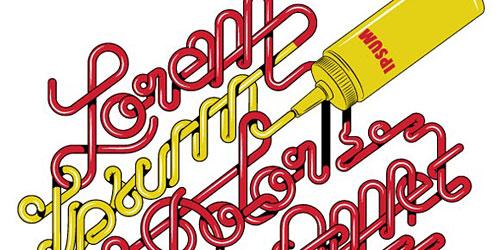 Перейти на Typography By Alex Trochut