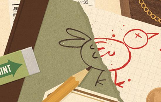 Милые персонажи и ретро штучки в постерах иллюстратора Zara Picken