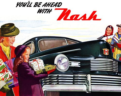 1946 Nash