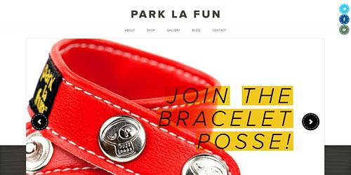 Перейти на Parkla Fun