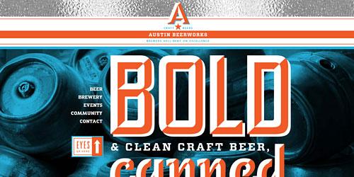 Перейти на Austin Beer Works