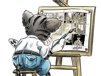 Перейти на Рисую Комиксы