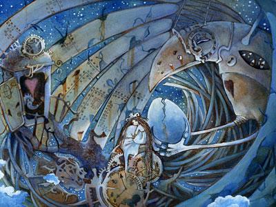 Перейти на Звездное Гнездо Железного Ворона