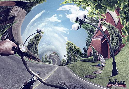 Перейти на Fantasilandia: Bike