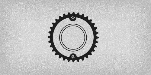 Создаем в фотошопе круглый логотип с декоративным элементом