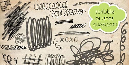 Скачать Doodle Scribble Brushes