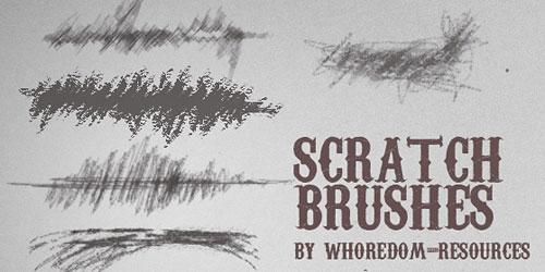 Скачать Scratch brushes