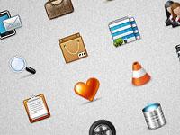 Скачать бесплатно 20 наборов разнообразных иконок за февраль