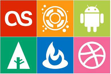 Скачать Simple Icons