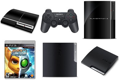 Скачать Playstation 3 Icons