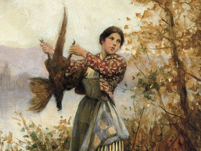 A Pheasant in Hand