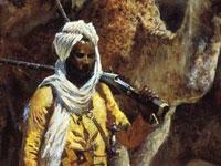 Особенности восточной жизни в зарисовках художника Эдвин Лорд Викса