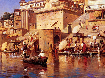 On The River Benares