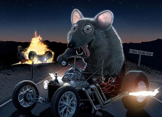 Перейти на Rat Fink