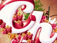Примеры стильной типографики и текстовых эффектов за январь