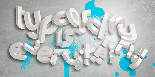 Перейти на Typography Is Everything