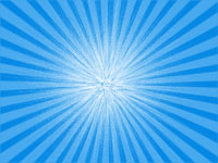 Как в фотошопе создать расходящиеся солнечные лучи