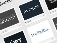 20 сайтов, где можно найти логотипы и типографику для вдохновения