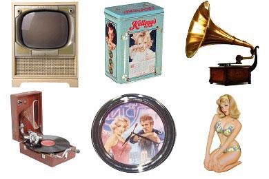 Скачать Vintage Icons