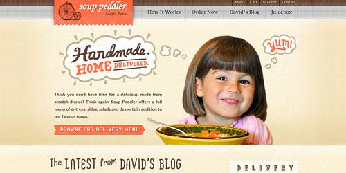 Перейти на Soup Peddler