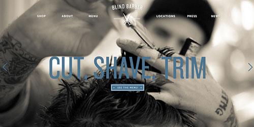 Перейти на Blind Barber