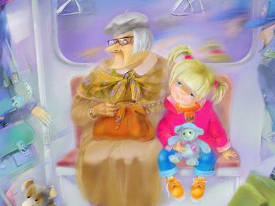 Перейти на Все Бабушки Умеют Летать