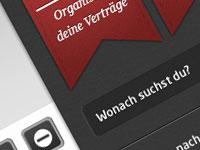 Стильные элементы в оформлении пользовательских интерфейсов за февраль