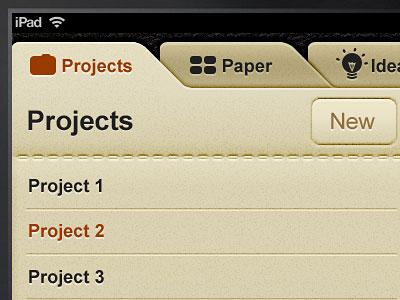 Перейти на Ideas Ipad App