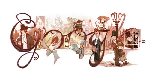 Перейти на Charles Dickens 200th Birthday
