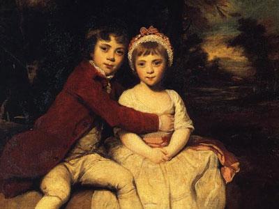 John Parker and His Sister Theresa