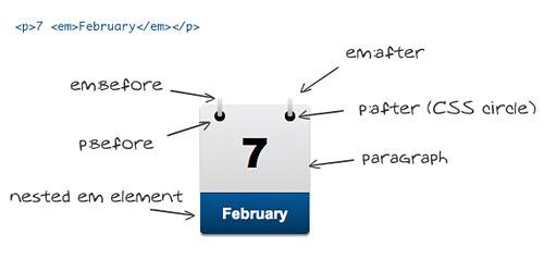 Перейти на Иконка-календарь