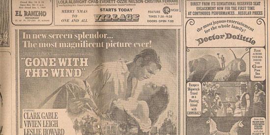 Скачать Vintage Movie Ads
