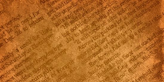 Скачать Old Newsprint Background