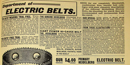 Скачать Electric Belts