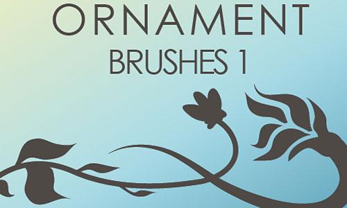 Скачать Ornament Brushes 1