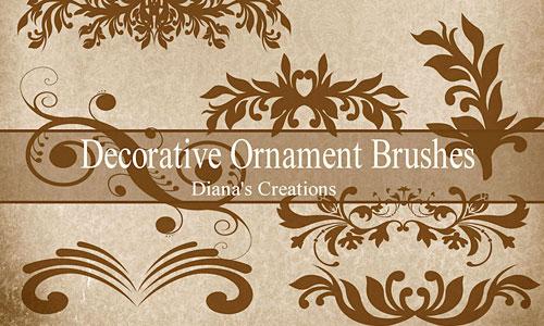 Скачать Ornament Brushes