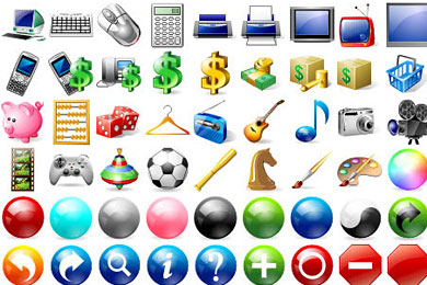 Скачать Free PNG Icons
