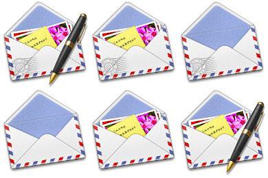 Скачать Airmail Icons