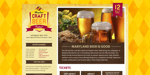 Перейти на Md Craft Beer Festival